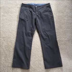 Toad&co departure gray pants